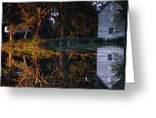 ...causey's Mill... Greeting Card