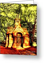 Cave Hill Haunting Greeting Card