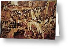 Cavern Beauty Greeting Card