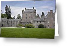 Cawdor Castle Scotland Greeting Card