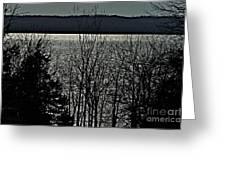 Cayuga Lake Greeting Card