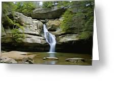 Cedar Falls Greeting Card