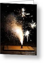 Celebrate A New Year Greeting Card