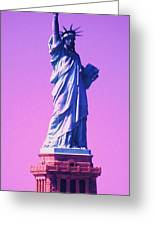 Celebrating Liberty 1 Greeting Card