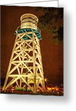 Celebration Tower Greeting Card