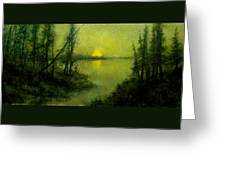 Celestial Place #5 Greeting Card