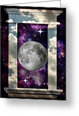 Celestial View Greeting Card