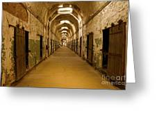 Cell Block 5 Greeting Card