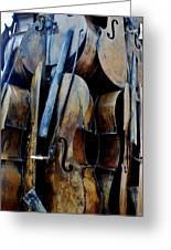 Cellos 6 Greeting Card