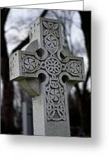 Celtic Cross 10194 Greeting Card