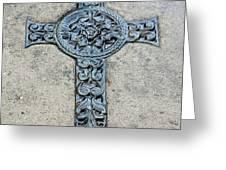 Celtic Cross IIi Greeting Card