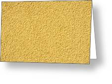Cement - Stucco Wall Texture Greeting Card