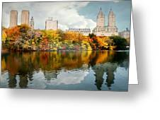 Central Park #1 Greeting Card