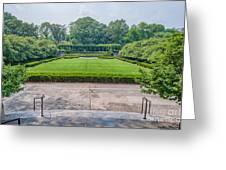 Central Park Serenity V Greeting Card