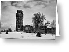 Central Terminal 4431 Greeting Card