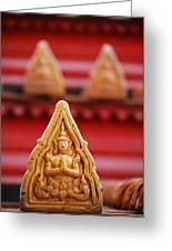 Ceramic Prayer Greeting Card