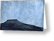 Cerro Pedernal Greeting Card