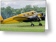 Cessna T-50   7d00021   Greeting Card