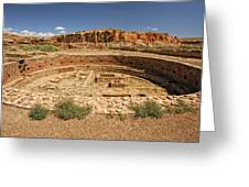 Chaco Kiva Greeting Card