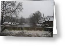 Chagrin Falls Xmas Greeting Card