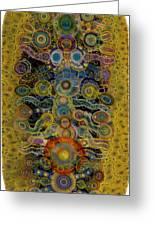 Chakra Shield Greeting Card
