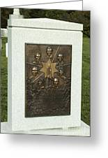 Challenger Monument Greeting Card