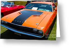 Challenger Rt Greeting Card