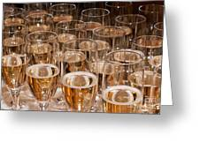 Champagne 02 Greeting Card