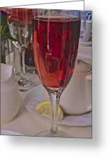 Champagne Brunch Greeting Card