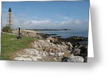 Chandler Hovey Park Marblehead Massachusetts Greeting Card