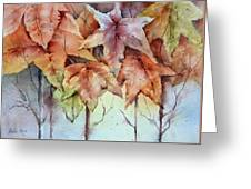 Changing Colors Greeting Card by Bobbi Price