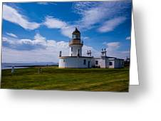 Chanonry Point Lighthouse Greeting Card