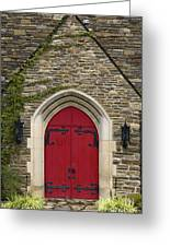 Chapel - D003211 Greeting Card by Daniel Dempster