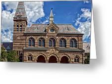 Chapel Hall Greeting Card