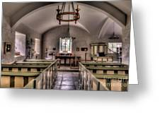 Chapel In Wales Greeting Card