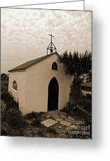 Chapel Mood Greeting Card