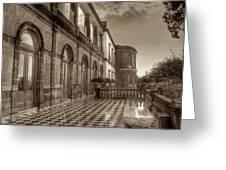 Chapultepec Castle Greeting Card