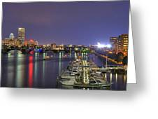 Charles River Country Club Greeting Card