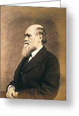 Charles Robert Darwin (1809-1882) Greeting Card
