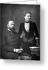 Charles Wentworth Dilke (1843-1911) Greeting Card