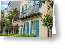 Charleston 6 Greeting Card