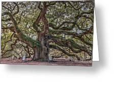 Charleston Angel  Greeting Card