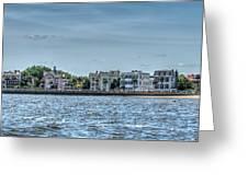 Charleston Banner Greeting Card