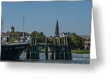 Charleston Charm Greeting Card