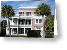 Charleston Home Greeting Card