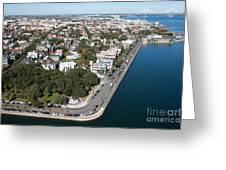 Charleston South Carolina Riverfront Greeting Card