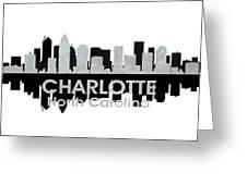 Charlotte Nc 4 Greeting Card
