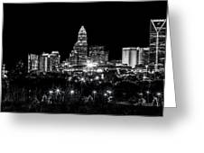 Charlotte Night Greeting Card