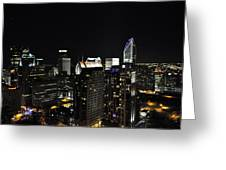 Charlotte Night Magic 2 Cnm2 P Greeting Card