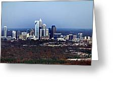 Charlotte Greeting Card by Skip Willits